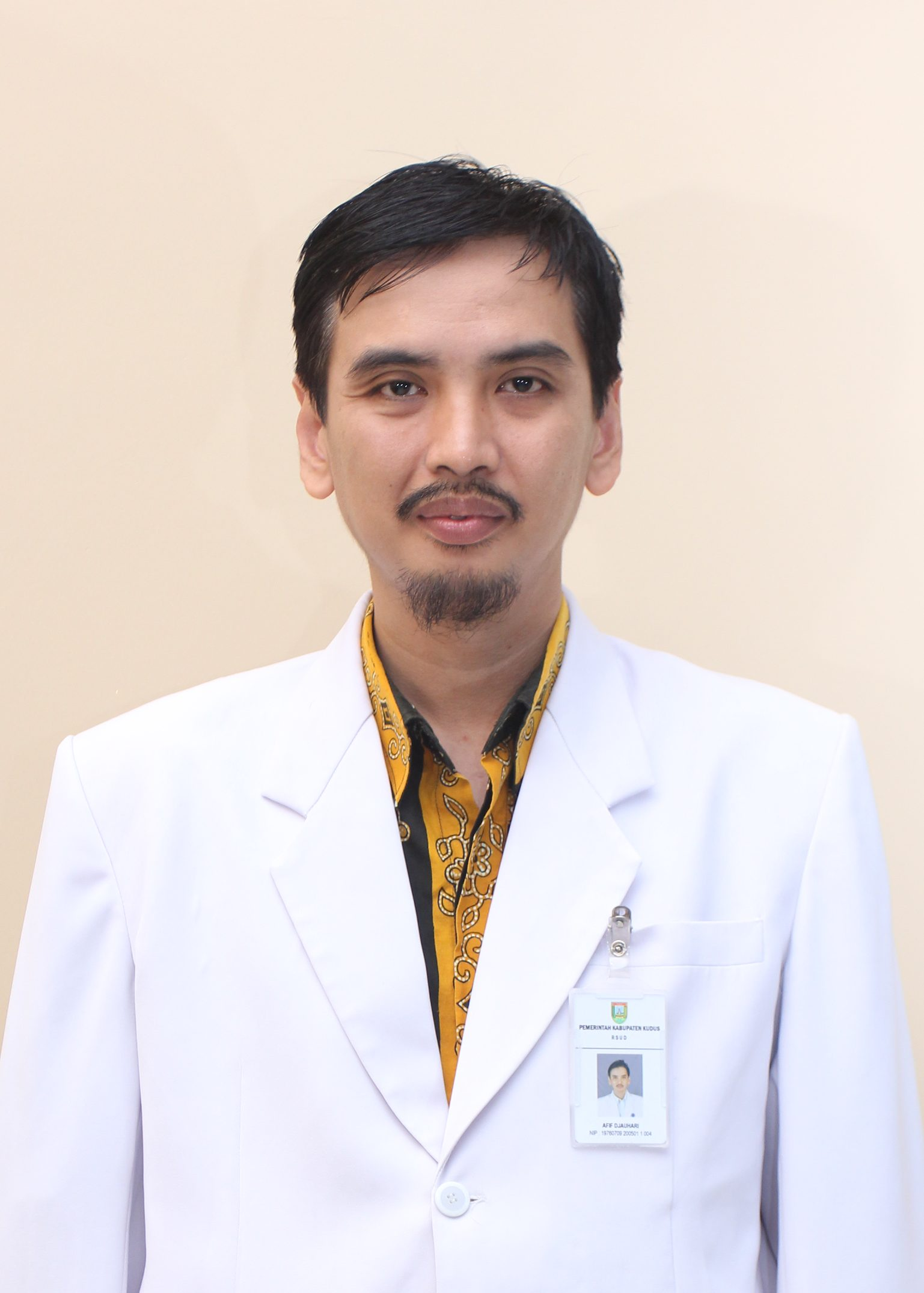 dr. Afif Zjauhari, Sp. THT - KL