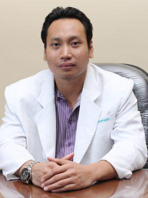 dr. I Gde Adi Widiastana, Sp. OT