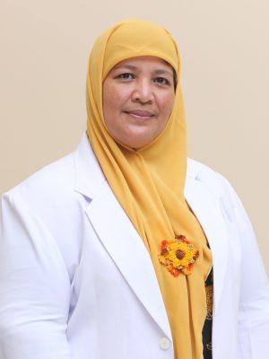 dr. Syarifah Rose Pandanwangi, Sp. KJ