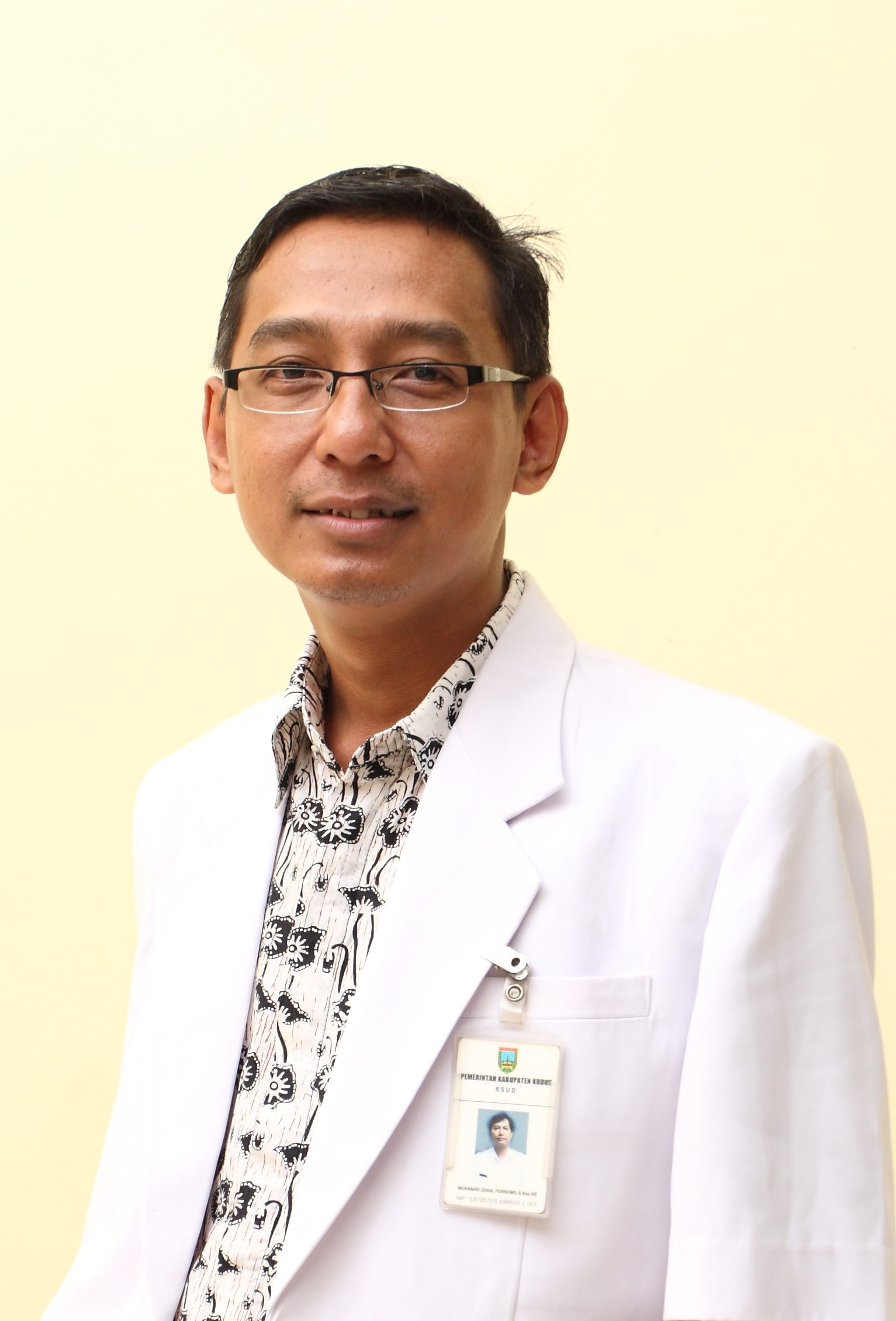 dr. Supartono, Sp. PD, KKV