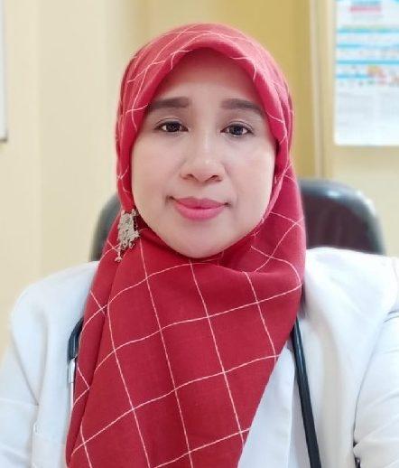dr. Irma Zaimatuddunia, Sp.PD